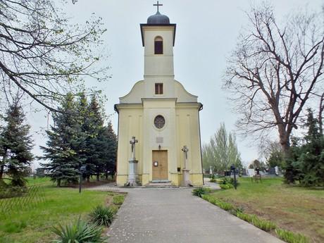 Kostol sv. Anny, Bohatá (Hurbanovo)