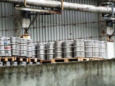 pivovar z parku, Bohatá (Hurbanovo)