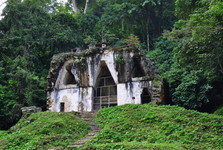 Templo de la Cruz Foliada