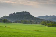 Skalní pevnost Königstein