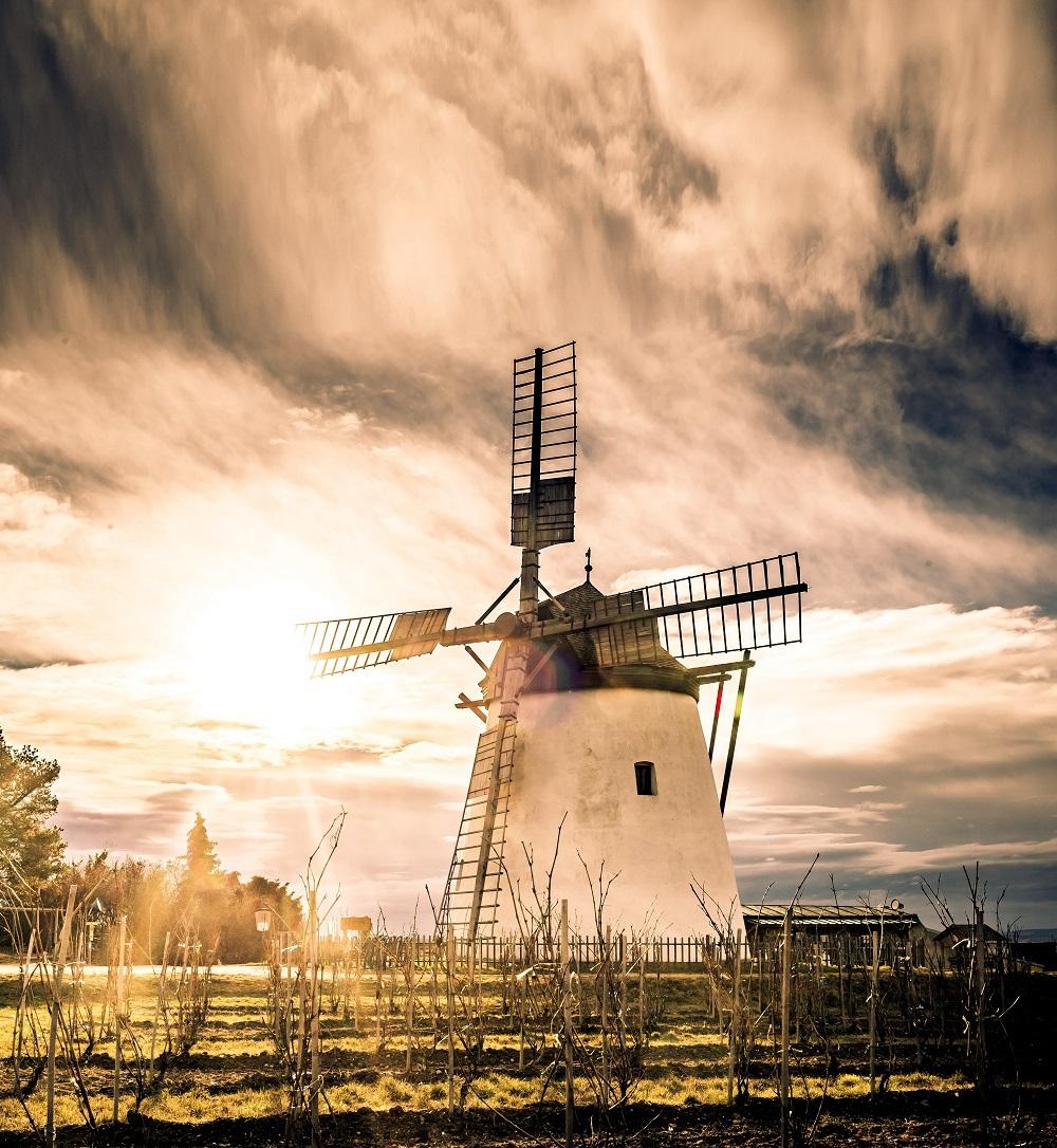 větrný mlýn (Retz), (c) Niederösterreich Werbung / Robert Herbst