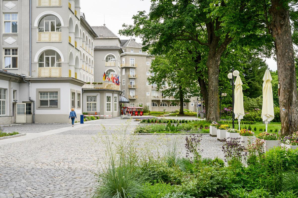 Priessnitzovo sanatorium