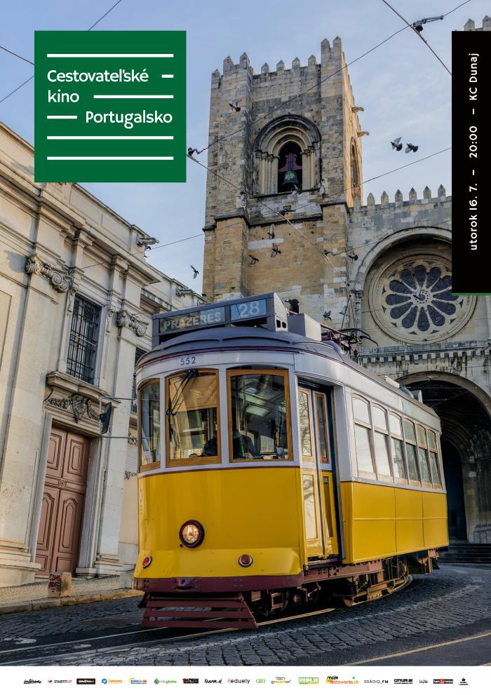 Cestovateľské kino - Portugalsko