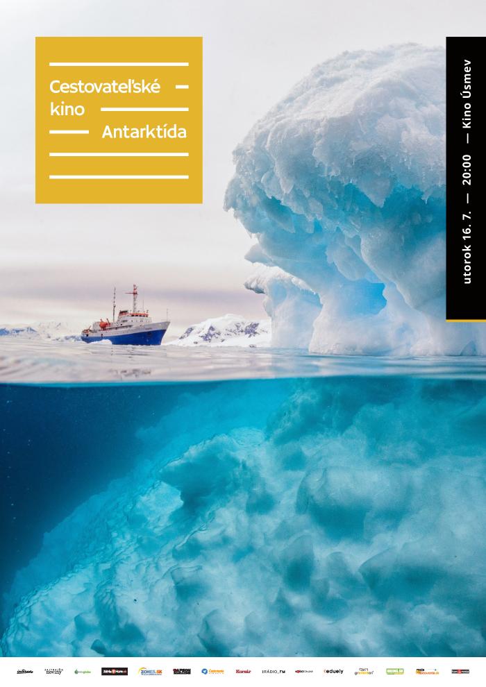 Cestovateľské kino - Antarktída