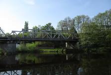 starý most přes Otavu