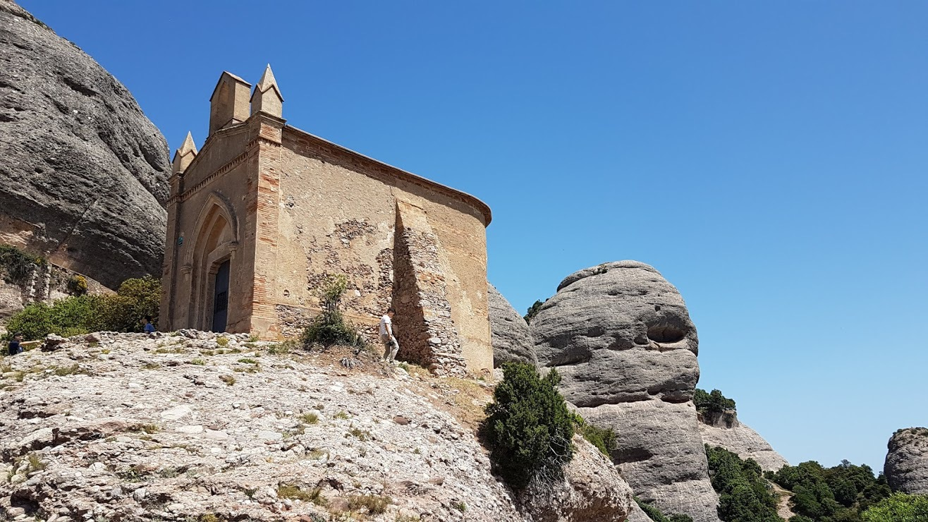 kaplnka Sant Joan