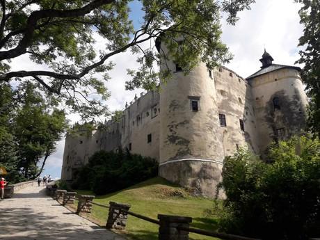 Nedeca (Niedzica) - hrad
