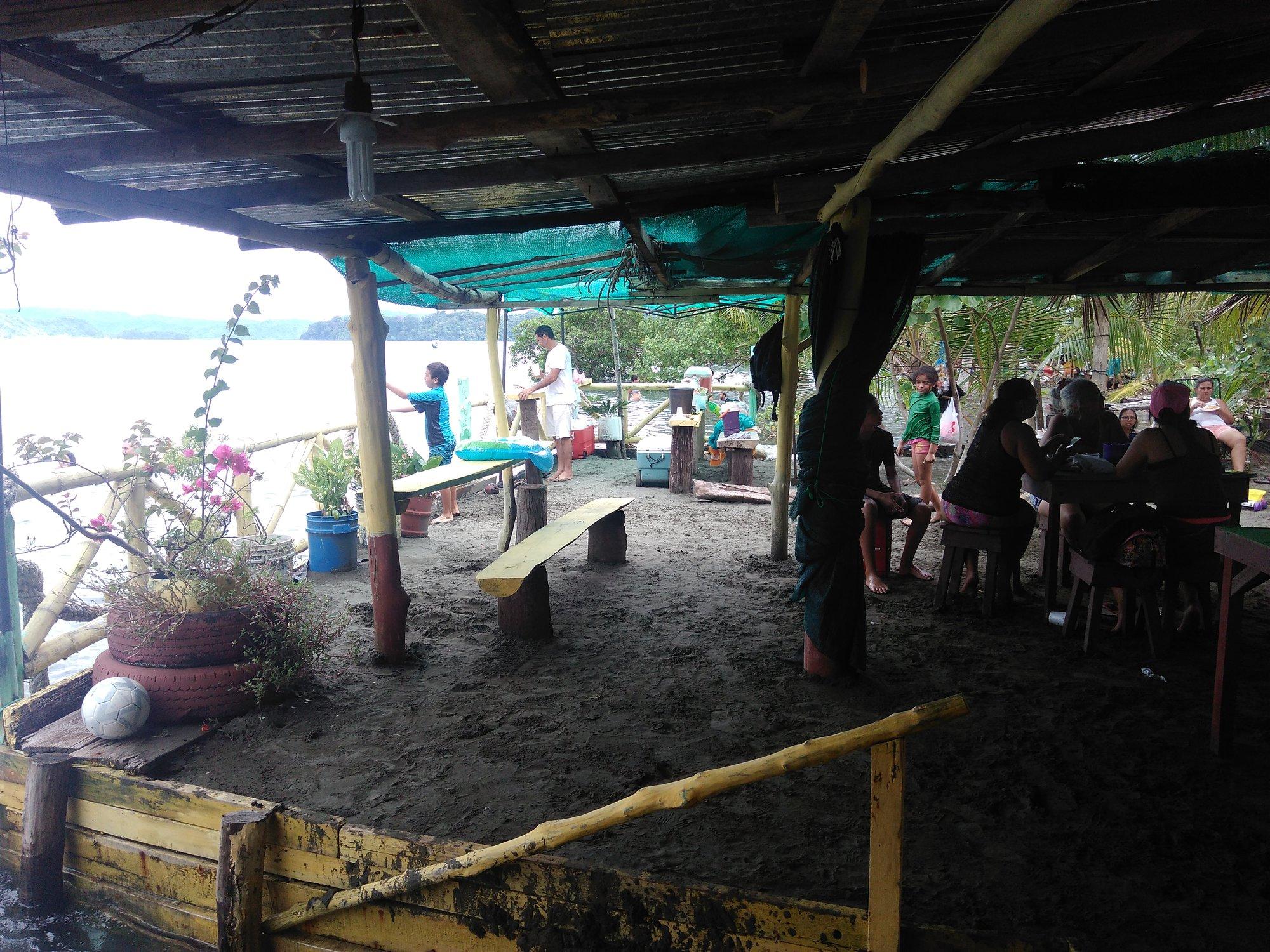 plážové bary