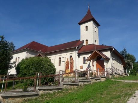 Kalameny - kostol