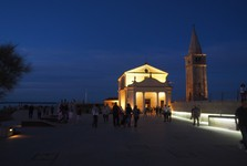Caorle after dark