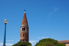 leaning tower, Caorle