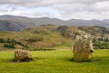 kamenný kruh Castlerigg
