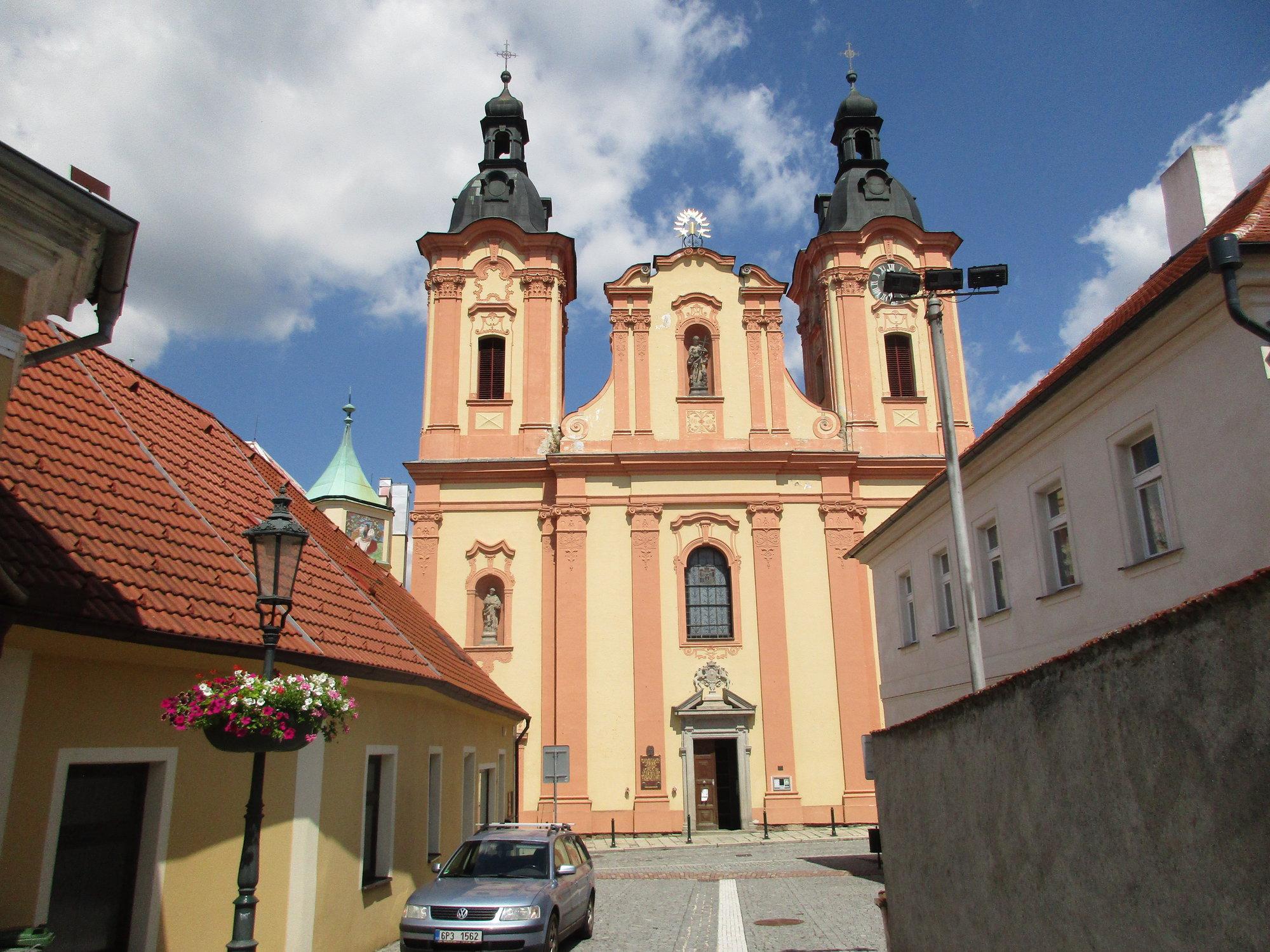 kostol sv. Jána Nepomuckého