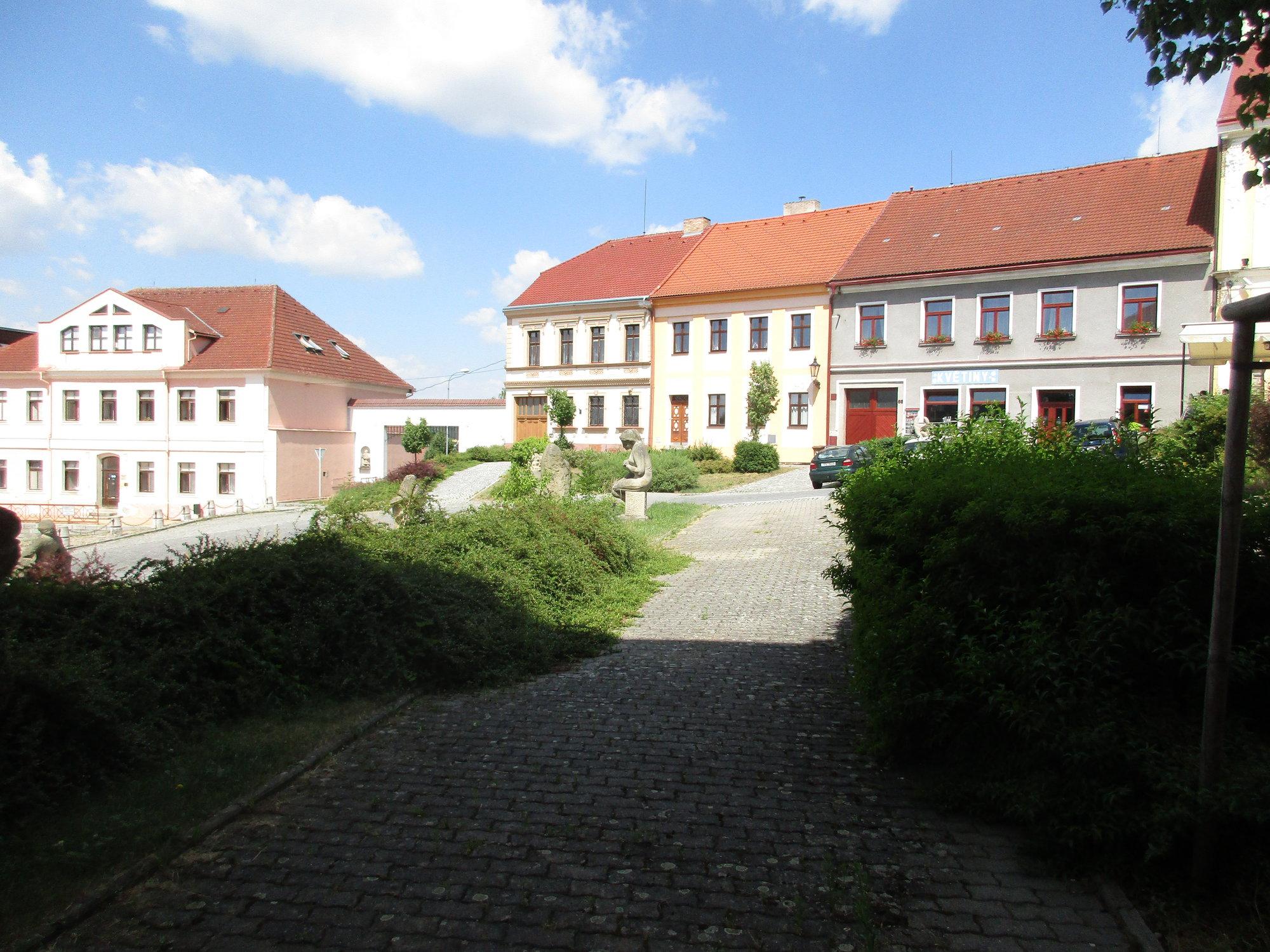 námestie Augustina Němejca