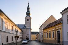 klášter sv Petra a Pavla