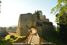Zborov Castle, (c) Vladimír Kaminský