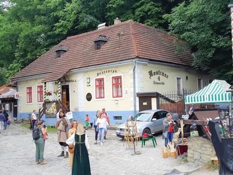 Oravský Podzámok - Hostinec