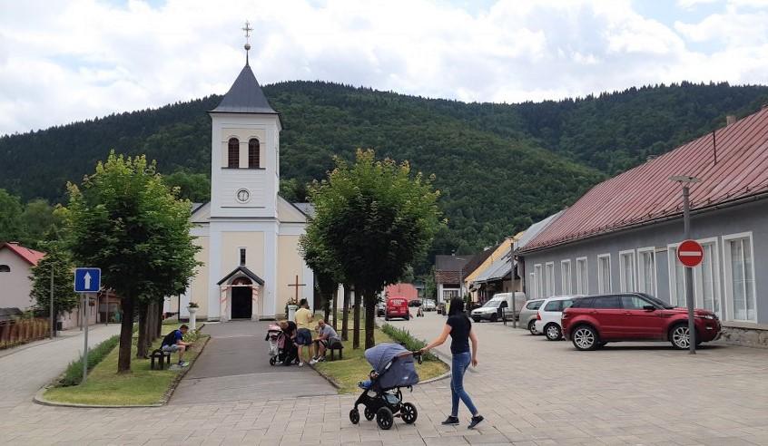 římskokatolický kostel sv. Jana Nepomuckého