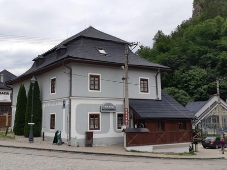 Oravský Podzámok - Stará pošta
