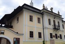 Oravský Podzámok - budova Múzea historického lesníctva na Orave