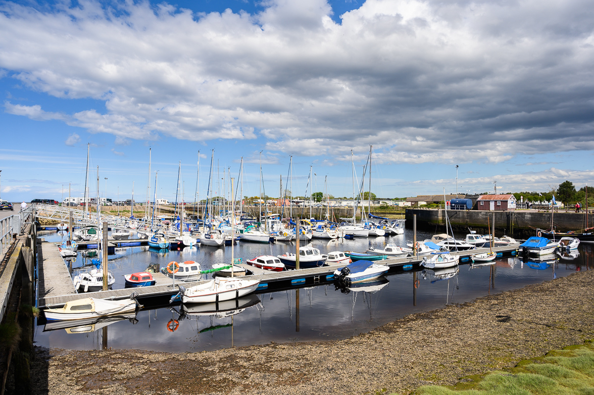 harbor in Nairn