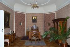 spálňa na prvom poschodí
