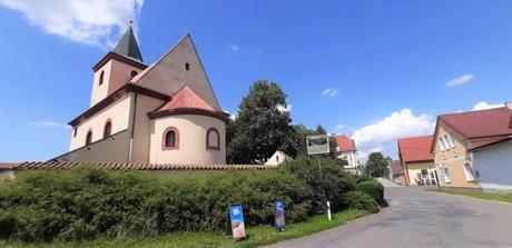 Ladův kraj - Hrusice