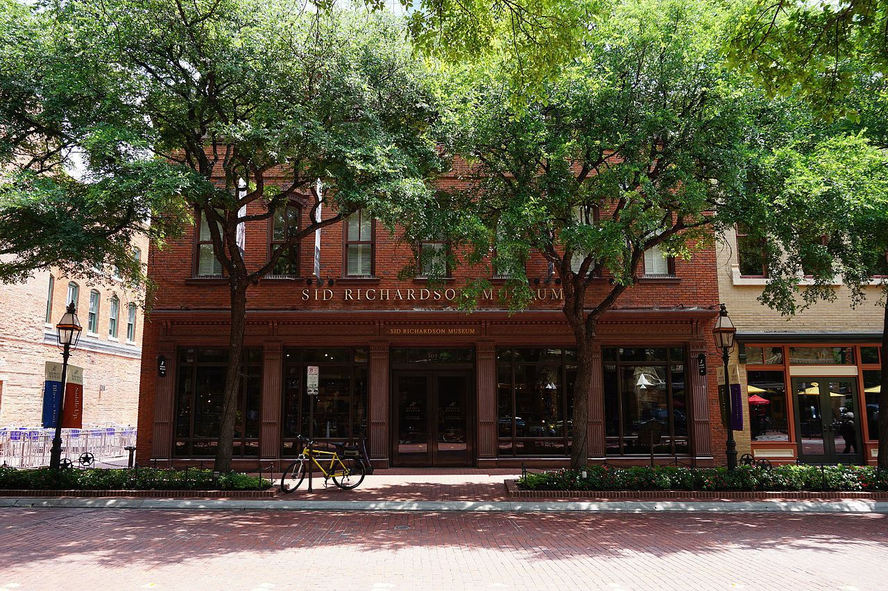 Sid Richardson Museum