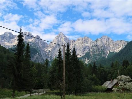 Kranjska Gora, okolí