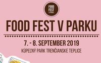 Food fest, Trenčianske Teplice