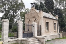 Velké Popovice – márnice