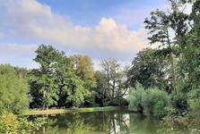 Velké Popovice – park