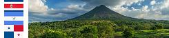 Kostarika, Panama, Nikaragua