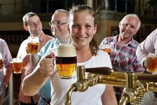 Velkopopovický pivovar (Kozel) - škola čapovania, (c) Pivovar Velké Popovice