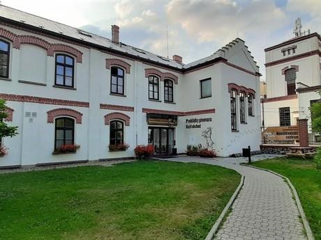 Velkopopovický pivovar (Kozel) - Návštevnícke centrum