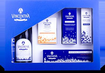 Vincentka - darčeková kazeta