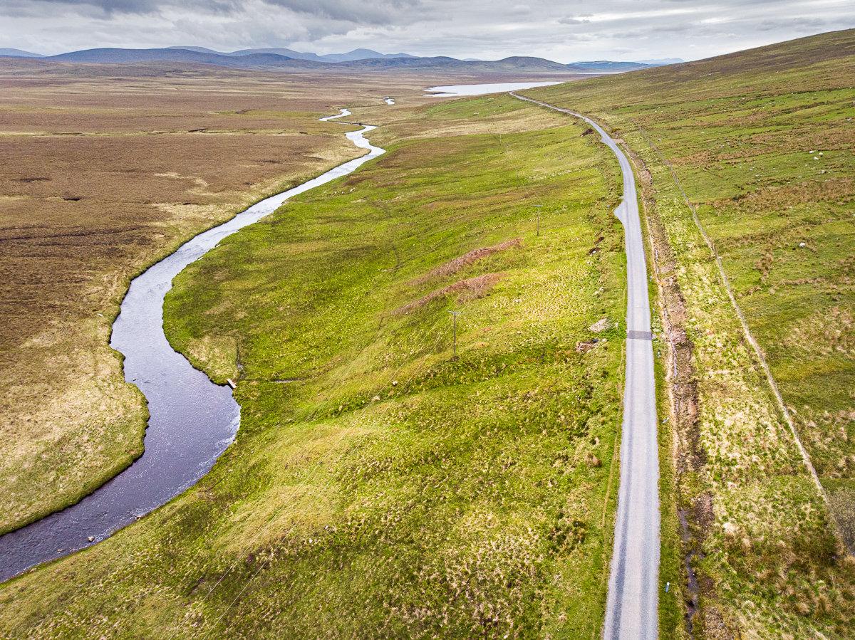 Řeka Halladale