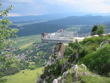 Skywalk, (c) Naturparke Niederösterreich
