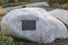 Смотровая площадка Мори, Высокие Татры – информационная доска