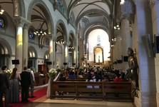 костел Св. Августина внутри