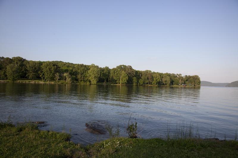 озеро Гантерсвилль