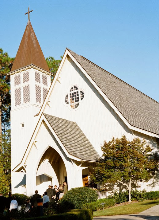 episkopální kostel ve Fairhope