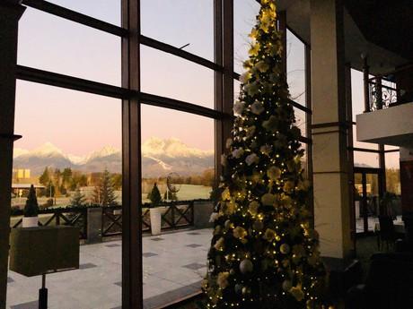 Vianoce v hoteli INTERNATIONAL