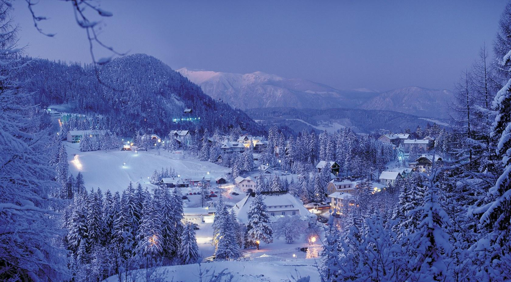 Semmering; (c) Wiener Alpen, Franz Zwickl