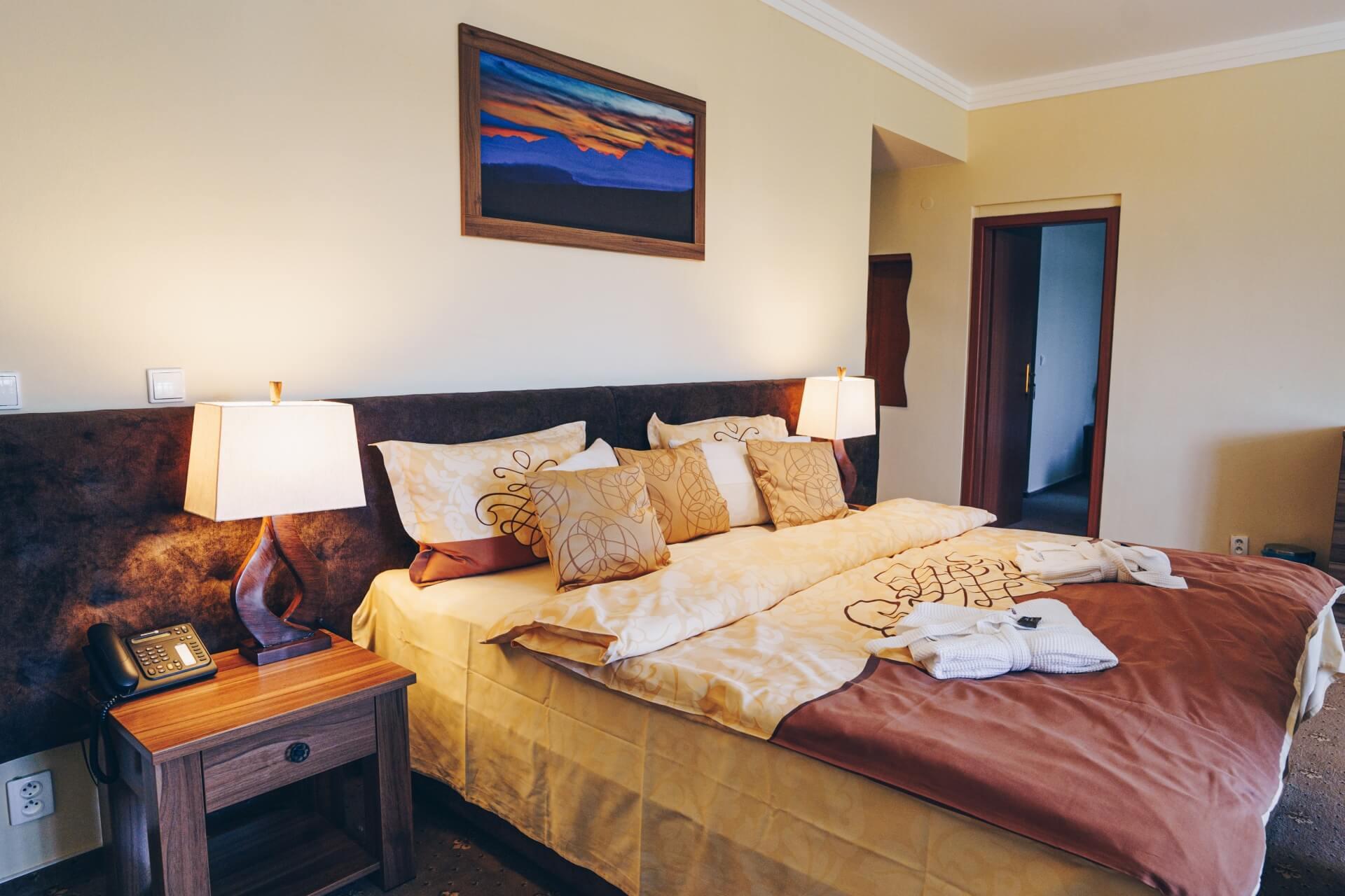 rodinný hotel Solisko**** – nadstandartní ubytování