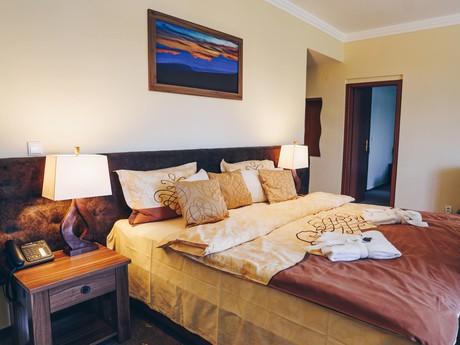 rodinný hotel Solisko**** - nadštandardné ubytovanie
