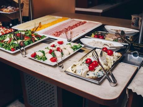 rodinný hotel Solisko**** - reštaurácia Al Lago (raňajky)