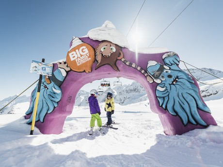 BIG Family Stubaier Gletscher, (c) Andre Schoenherr