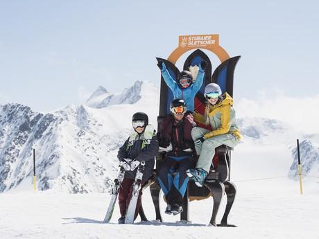 BIG Family Ski Camp Stubaier Gletscher, (c) Andre Schoenherr