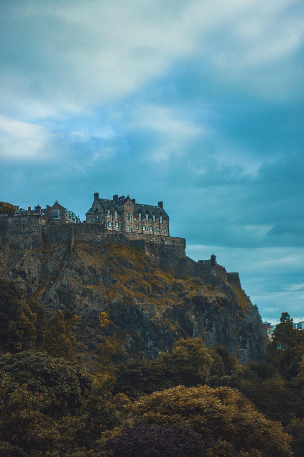 Edinburghské výhľady